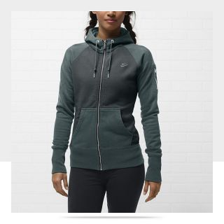 Nike AW77 Stadium Full Zip Womens Hoodie 434506_302_A