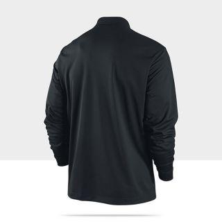Nike Dri FIT Stretch Tech Long Sleeve Mens Golf Polo