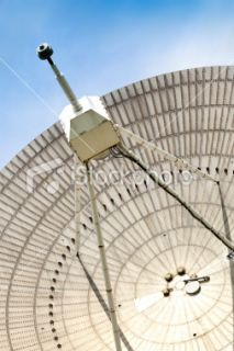stock photo 13605224 radio telescope rt 22