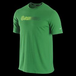 Nike Nike Cruiser Corporate Mens Running T Shirt