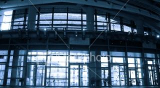 stock photo 3343905 modern entrance hall