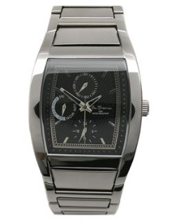 Ben Sherman  Ben Sherman Black Dial Bracelet Watch at