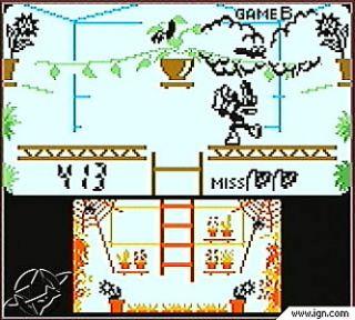 Game Watch Gallery 3 Nintendo Game Boy Color, 1999