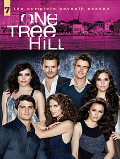 One Tree Hill The Complete Seventh Season DVD, 2010, 5 Disc Set