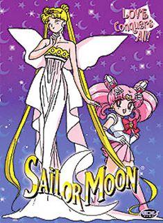 Sailor Moon DVD Vol. 14 Love Conquers All DVD, 2003