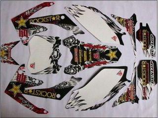 2010 2011 3M graphics KIT decals STICKER for HONDA moto dirt bike