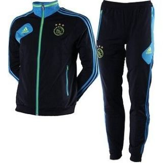 AJAX TRAINING PRESENTATION TRACKSUIT 2012 13 MENS 100% AUTHENTIC