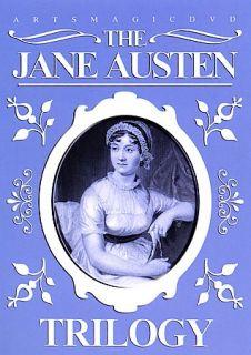 The Jane Austen Trilogy (DVD, 2008, 3 Di