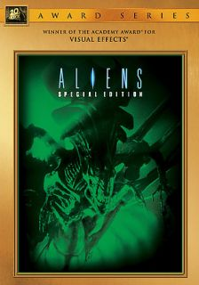 Aliens DVD, 2008, Canadian Special Edition Gold O Ring
