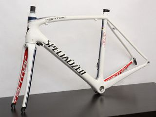 SPECIALIZED TARMAC SL2 carbon road bike frame and fork 54cm   2011
