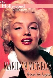 The Hollywood Collection   Marilyn Monroe Beyond the Legend DVD, 2008