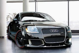 audi tt 8n bodykit body kit front rear bumper skirts