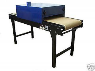 Newly listed Screen Printing Conveyor Belt Dryer 6ft 3600 Watt