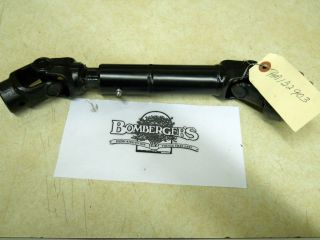 John Deere Drive shaft for 46, 47, and 54 daul stage snowblowers