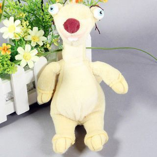 Ice Age 3 Sid The Sloth For Kids Soft Plush Doll Animal Toy 820cm