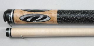 Viking Pool Cue, Billiards Vintage numbered Special Edition Cuestick