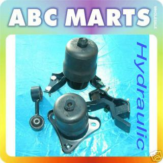 92 96 Toyota Camry 2.2L Trans Engine Motor Mount A6277 A6253 A6256