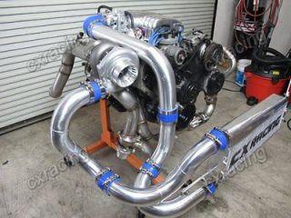 79 93 Mustang Fox body turbo kit manifold intercooler 5 0