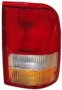 1993 1997 Ford Ranger Pickup Truck Tail Light   RIGHT (Fits 1996 Ford