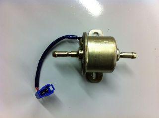YANMAR DIESEL 12 V ELECTRIC FUEL PUMP   Kohler Norpro Generator