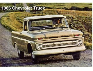 1966 chevrolet pickup truck tool box magnet