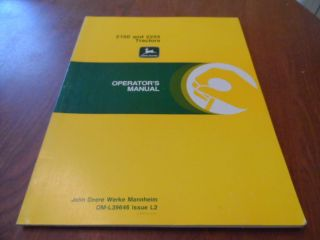 john deere jd 2150 2255 operators manual om l39646 time