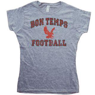 bon temps womens football shirt true blood fangtasia md
