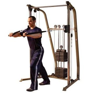 NEW Best Fitness Functional Trainer Home Gym Machine BFFT10 by Body