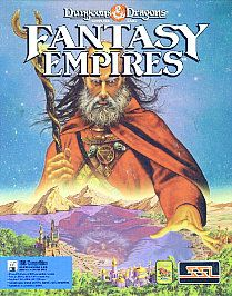 Dungeons Dragons Fantasy Empires PC, 1993