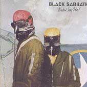 Never Say Die by Black Sabbath Cassette, Feb 1988, Warner Bros.