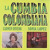 Cumbia Colombiana by Carmen Rivero CD, Jan 1998, Orfeon