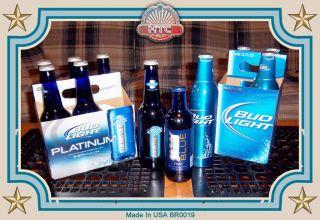 Bud Light Mini Beer Fridge Refrigerator 20x17x18 Promo