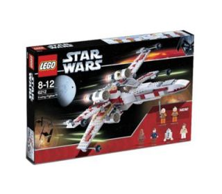 LEGO Star Wars X Wing Fighter 6212