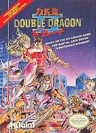 Double Dragon II The Revenge Nintendo, 1988