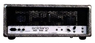 Soldano Hot Rod 50 Plus 50 watt Guitar A