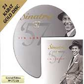 57   In Concert Gold Disc CD by Frank Sinatra CD, Apr 1999, Artanis