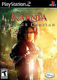 The Chronicles of Narnia Prince Caspian Sony PlayStation 2, 2008
