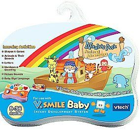 Noahs Ark Animal Adventures V.Smile Baby