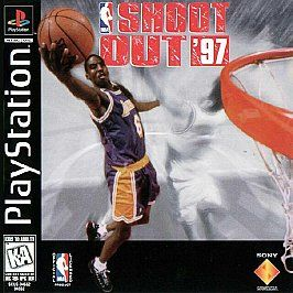 NBA ShootOut 97 Sony PlayStation 1, 1997