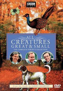 All Creatures Great and Small   Series Two Set DVD, 2009, 4 Disc Set