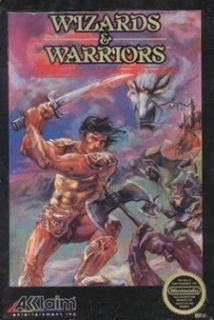Wizards Warriors Nintendo, 1987