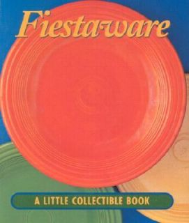 Fiesta Ware A Little Collectible Book by Ariel Books, Ariel Books