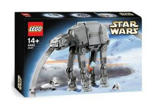 Lego Star Wars Episode IV VI AT AT 4483