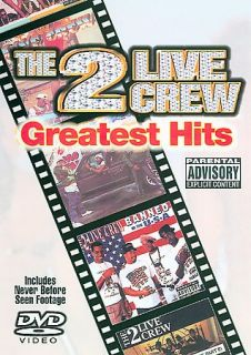 Live Crew   Greatest Hits DVD, 2002, Explicit Cleaner Best Buy