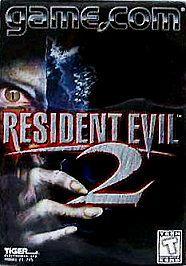Resident Evil 2 Game, 1998