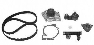 CRP Contitech TB252LK1 Engine Timing Belt Kit with Water Pump