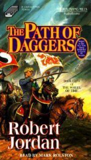The Path of Daggers Bk. 8 by Robert Jordan 1998, Cassette, Abridged