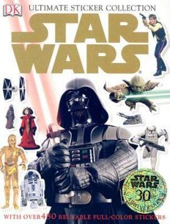 Star Wars Ultimate Sticker Collection by Dorling Kindersley Publishing