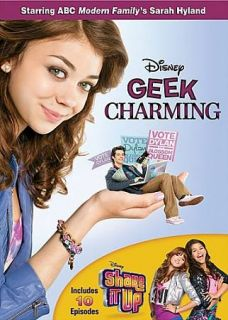 Geek Charming DVD, 2012, 2 Disc Set, With Best Friend Charm Set