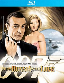 From Russia with Love (Blu ray Disc, 200